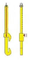 Захват вертикальный для шпунта