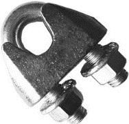 Зажим DIN-1142